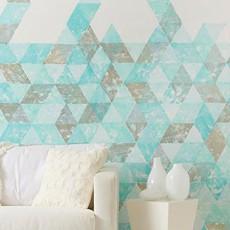 スタンプで壁に模様をつけよう!誰でも簡単!デザイン案5選