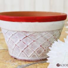 ぶきっちょの私が、植木鉢をオシャレにDIYしてみた!その2