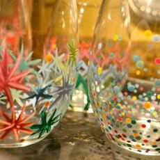 ペイントで簡単にオリジナルグラスを作る方法
