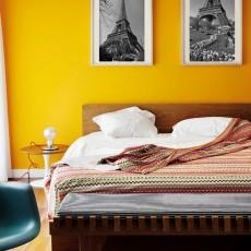 海外サイトから学ぶ!素敵な黄色い壁の事例集