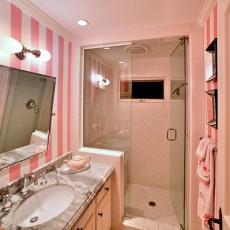 女性必見!ピンク色の壁で女子力アップ特集
