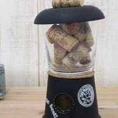 ネットで人気!セリアの植木鉢で作るキャンディーポット!