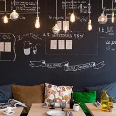 心地よい空間!カフェのようなお部屋にするためのペンキアレンジ集