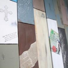 端材・べニア板でスクラップウッド風♪簡単!お手軽!DIY特集