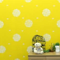 壁にスタンプをしよう!誰でも簡単、スタンプウォールを使って壁に模様を付けるコツ