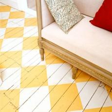 床をペイントしてお気に入りの空間を手に入れよう!