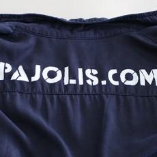 オリジナルステンシルで、WEBサイトを宣伝しちゃおう!