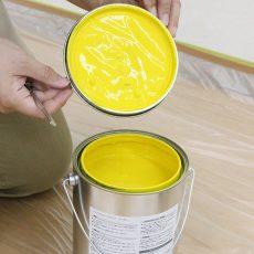 塗料缶の開け方(角缶・一斗缶・丸缶などどうやって開けるの?)