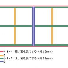 カフェ風リビング【3-1】内窓をDIYしてみよう!計画・設計図編