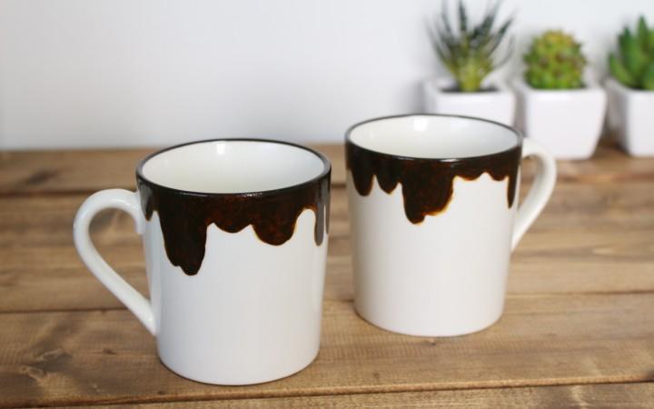 チョコレート マグカップ