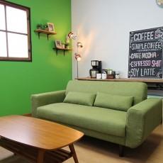 カフェ風リビング【完成編】北欧風を目指して出来上がった部屋とは…全貌を公開!