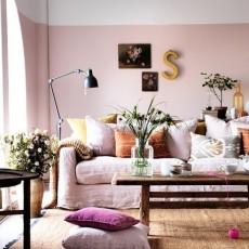 壁を桜色にしよう♪海外の素敵な事例8選!