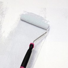 男前DIY【1-2】部屋の壁紙の上から漆喰塗料を塗る方法!