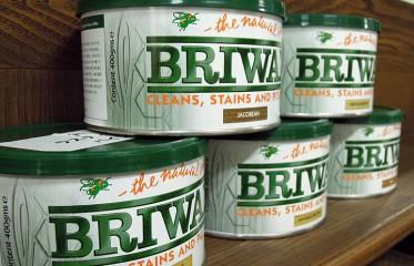 ブライワックス缶