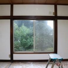 和モダンDIY【2】古くなった砂壁を漆喰壁に塗りかえよう