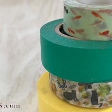 これで完璧!塗装時のマスキングテープの活用方法
