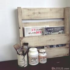 賃貸DIYの初心者におすすめ!小物をシャビーに塗ってオシャレ空間を作ろう♪