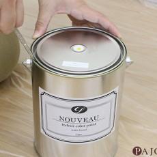 丸缶ペンキの蓋の開け方を伝授!塗装初心者の方は必見です。