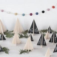省スペースなのに素敵!北欧クリスマスのアイデアをご紹介