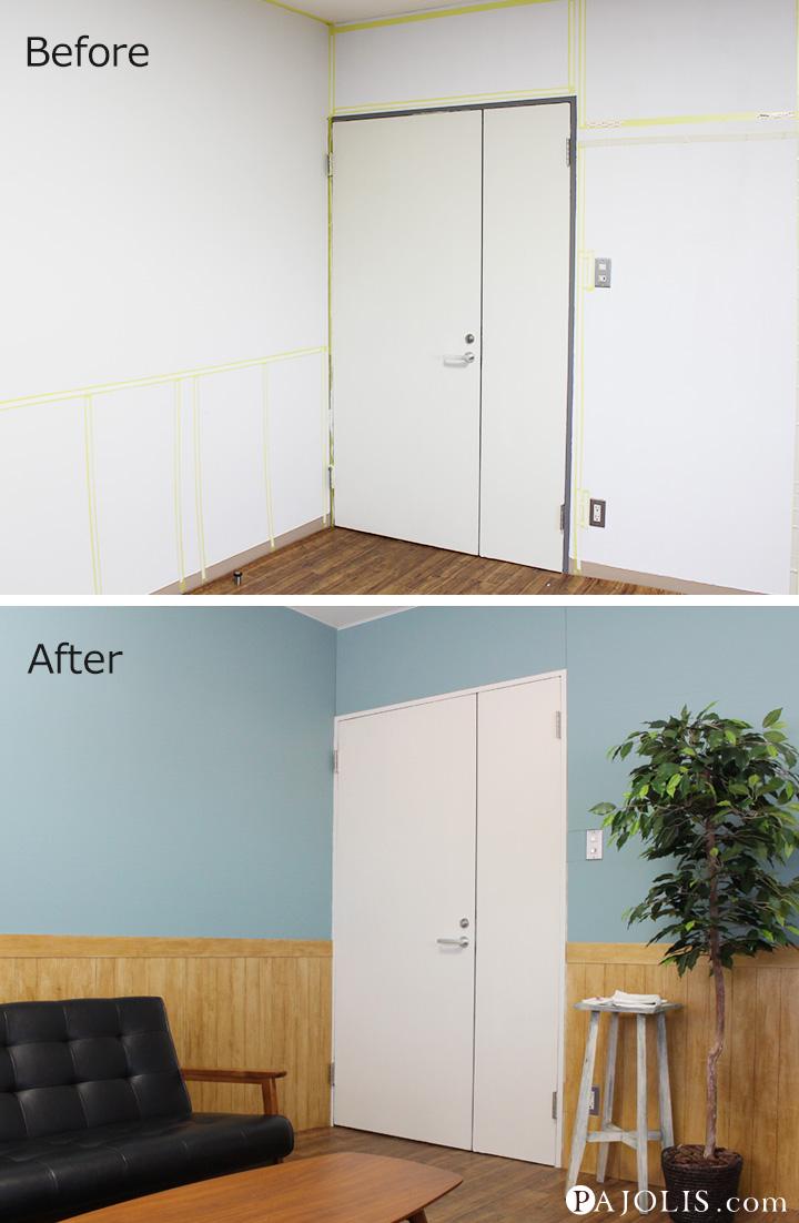 塗りたい人必見 壁を塗ってお部屋をdiyしたビフォーアフター記事10選