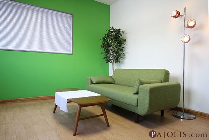 a64fe62d0a90a お部屋の塗装と思うと全面塗りかえるイメージですが、お部屋の壁を1面をペイントするだけでも、今までとはまた違った印象のお部屋に変わるんです。濃い目の色を  ...