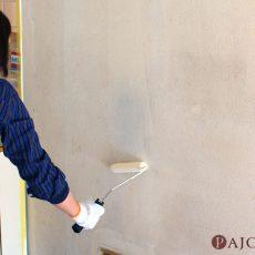 【DIYレポ】はじめての漆喰塗料でDIY塗装した人に直撃インタビューしました!