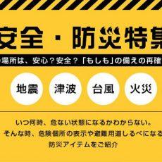 蛍光・蓄光塗料で防災対策をしよう!